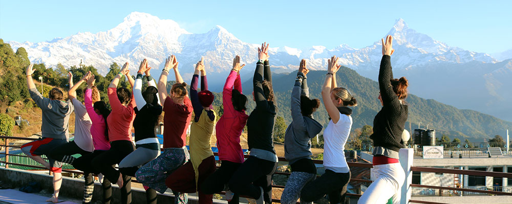 3 Day Himalayan Pre Trek Yoga Retreat