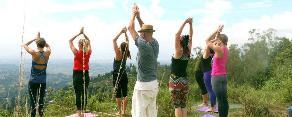 9 Day Deluxe Nepal Yoga Tour