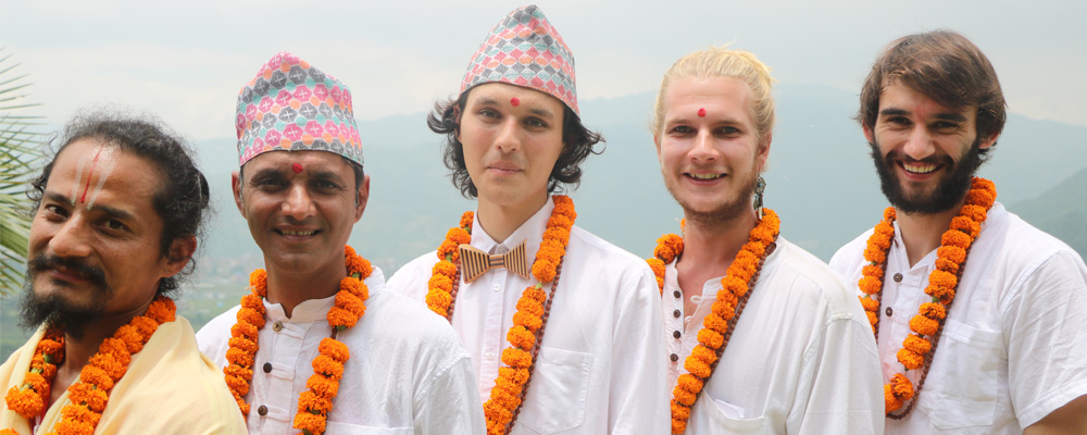 Nepal Yoga Teacher Trainings 350-Hour