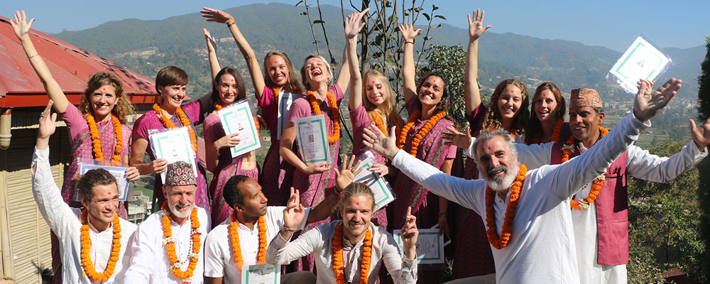 Nepal Yoga Teacher Trainings 500-Hour